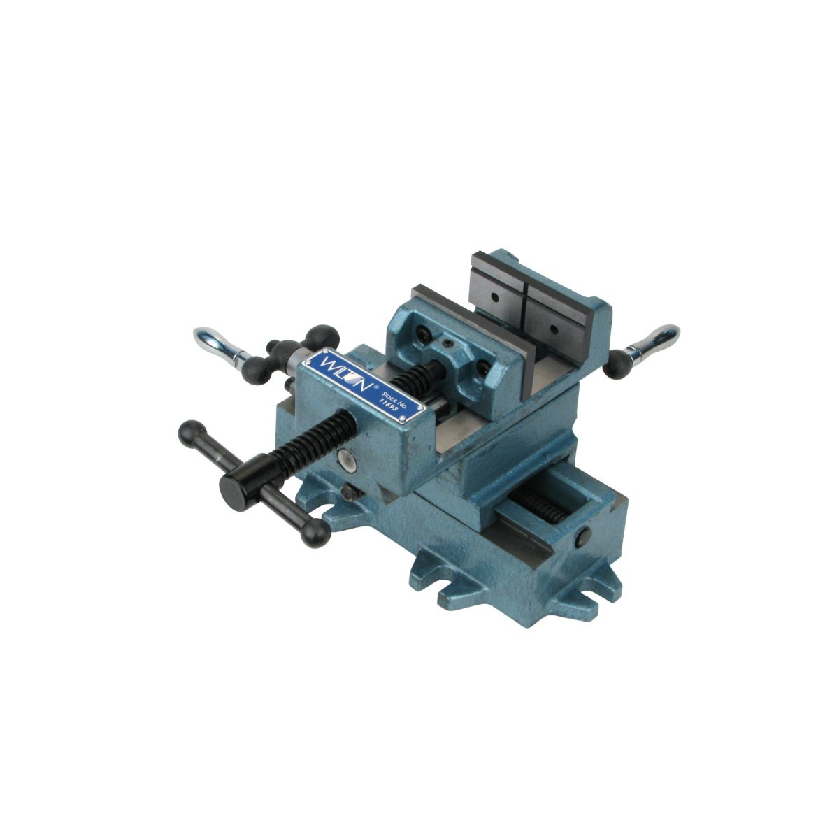 Wilton 11696 6-Inch Cross Slide Drill Press Vise by WILTON