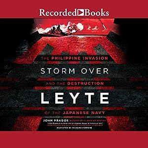 Storm over Leyte Audiobook
