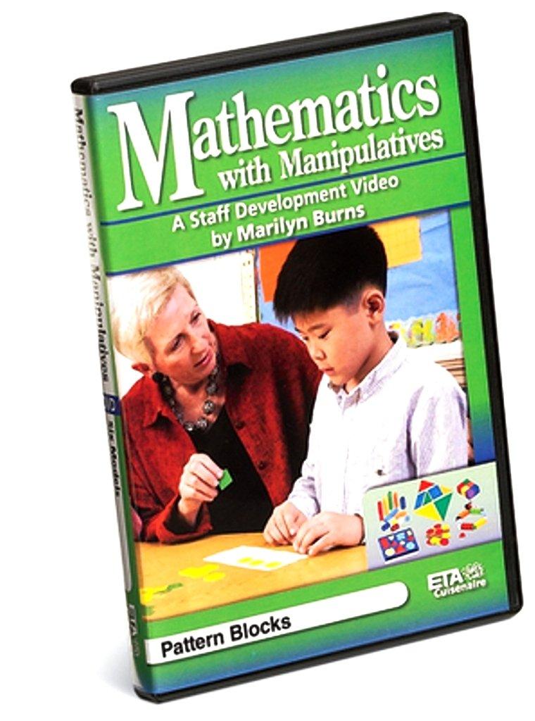 全日本送料無料 ETA DVD hand2mind スタッフ開発ビデオシリーズ:Marilyn Burnsのマニキュア付き数学、パターンブロック hand2mind DVD B008N1C3V2, ブルーベリーバンク:71556b56 --- diceanalytics.pk