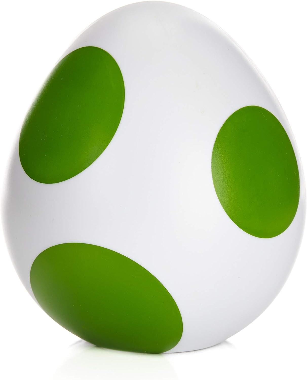 Paladone Yoshi Egg Light - Officially Licensed Super Mario Bros Nintendo Decor