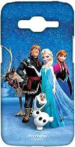 جراب Macmerise Frozen Together Sublime لهاتف Samsung J2 Prime