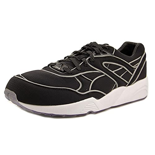 50b1d19a49b Puma Trinomic R698 x ICNY Men US 13 Black Running Shoe  Buy Online at Low  Prices in India - Amazon.in