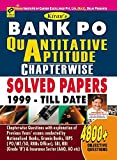 BANK PO QUANTITATIVE APTITUDE CHAPTERWISE SOLVED PAPERS 1999-TILL DATE 4800+OBJECTIVE QUESTION —ENGLISH