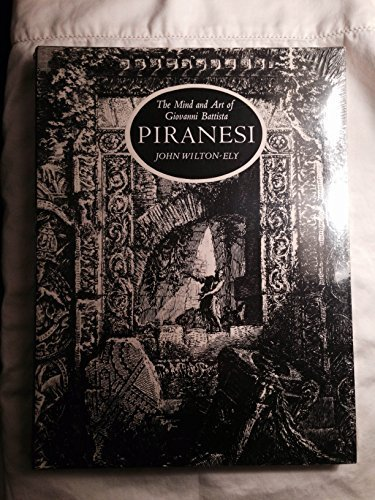 The mind and art of Giovanni Battista Piranesi