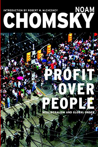 Pdf Politics Profit Over People: Neoliberalism & Global Order