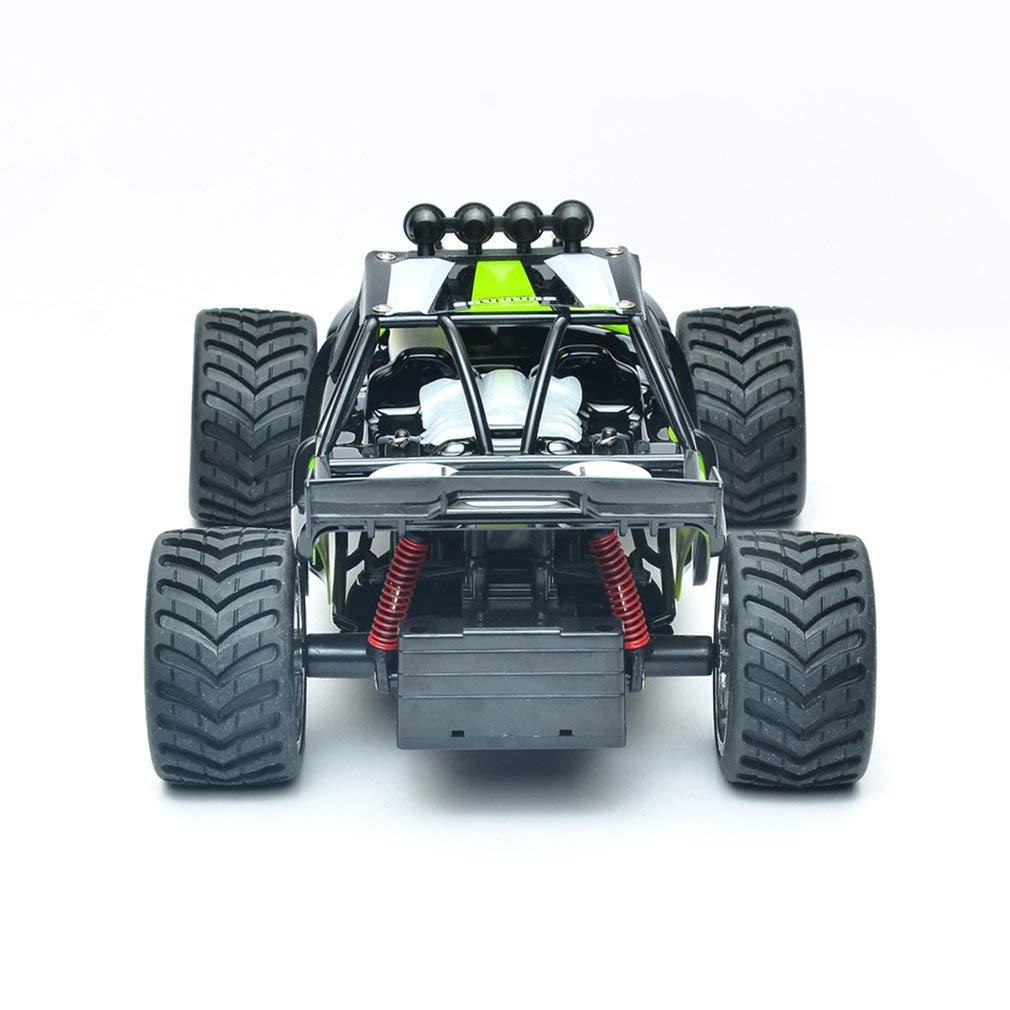 d6727b8adc ... Leoboone Mini Auto da Corsa di Telecomando Telecomando Telecomando  Wireless Auto rc Drift Modello di Veicolo ...