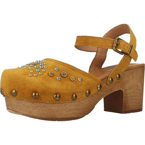 comprar popular 2b94c e950c Alpe 41011101 - Zuecos Mujer: Amazon.es: Zapatos y complementos