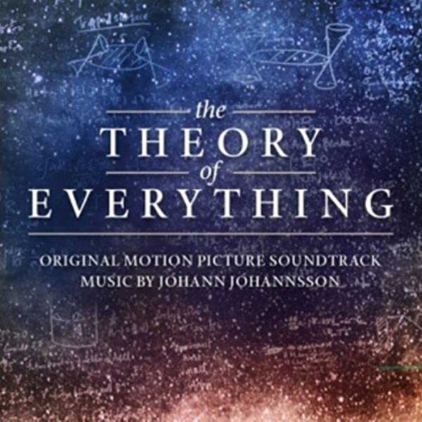 Johann Johannsson - The Theory of Everything (Original Soundtrack) -  Amazon.com Music
