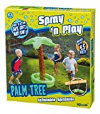 Toysmith Toy Smith Palm Tree Sprinkler, Green