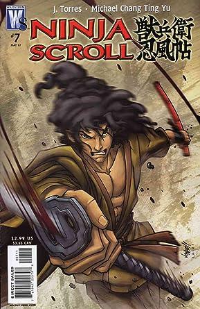 Amazon.com: Ninja Scroll #7 VF ; WildStorm comic book ...