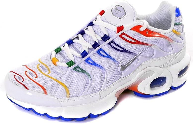 Nike Air Max Plus TN Trainers - White