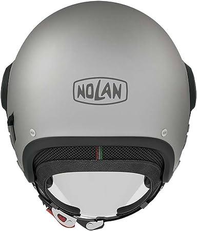 Couleur Blanc 55//56 Nolan N21/Visor Classic Casque Jet Taille S