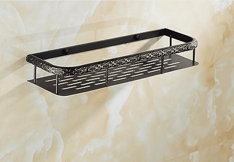 Portasciugamani Bagno Muro : Ewtyrgf bagno adesivo porta salviette portasciugamani nero