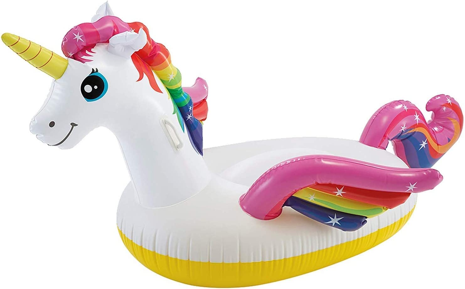 SXC Unicornio Hinchable colchonetas Piscina Inflable Flotador Unicornio Piscina para Adultos y Niños Hinchables Juguete para Fiesta de piscina-201 x 140 x 97 cm: Amazon.es: Hogar