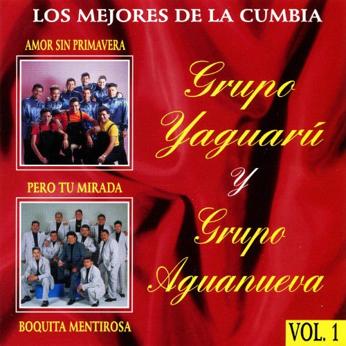 Los Gigantes De La Cumbia, VOL. 1, Disco 1 by Los Yaguaru on Amazon Music - Amazon.com