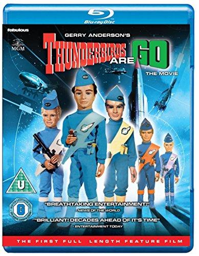 Thunderbirds Are GO - The Movie [Blu-ray]