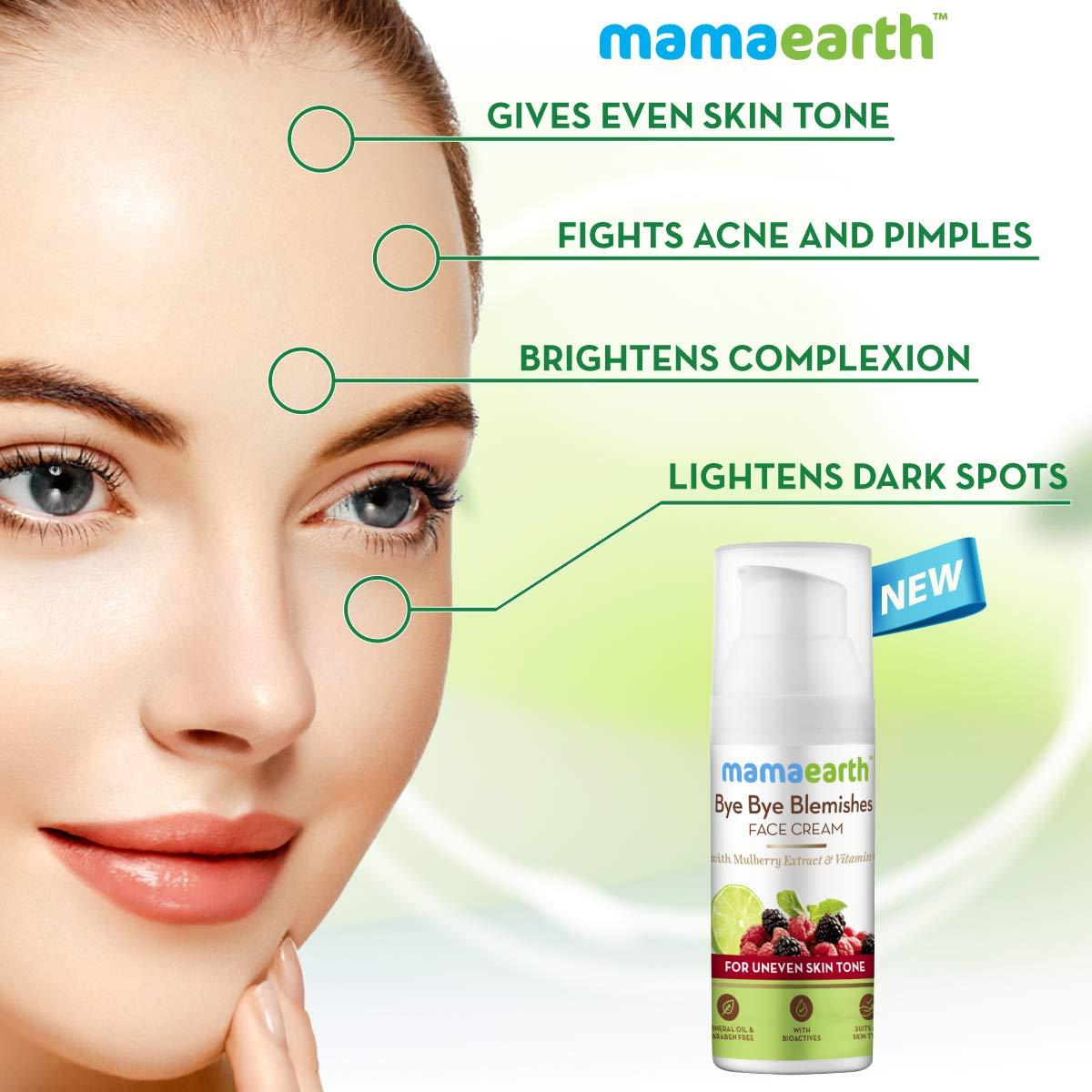 blemish cream for face