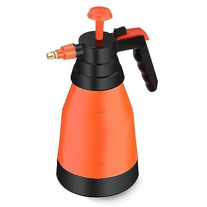 1L Heavy Duty Solvent Sprayer Brake Cleaner Adjustable Pressure Pump Up Action