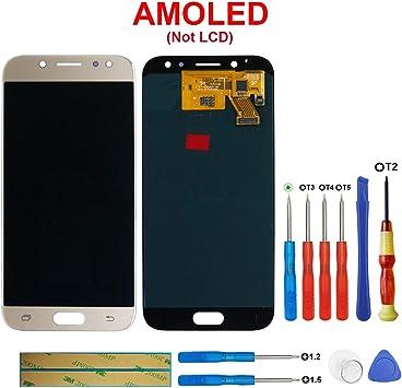 swark AMOLED Pantalla para Samsung Galaxy J5 2017 Pro J530 SM de ...