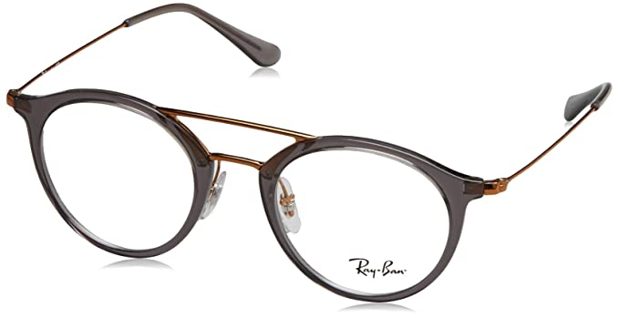 932a08b178 Image Unavailable. Image not available for. Colour  Ray-Ban Women s 0RX 7097  5633 ...