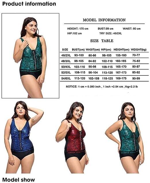2XL 6XL Womens Swimsuit Slim Fit Cut One Piece Floral Plus