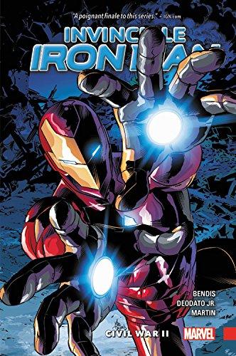Invincible Iron Man Vol. 3: Civil War ()