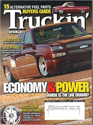 Truckin Magazine, December 19, 2005 - January 16, 2006 (Vol