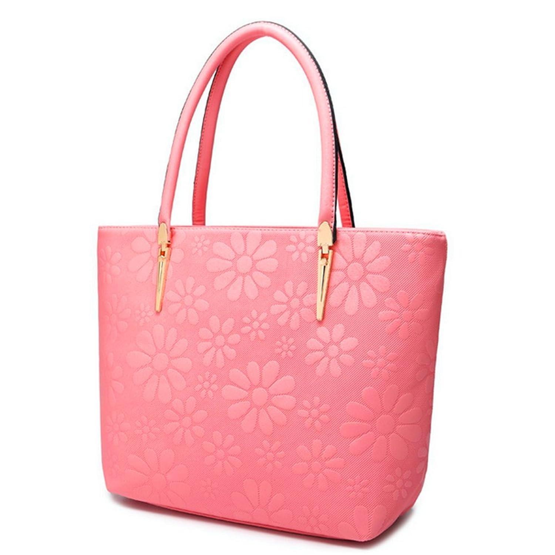 CherryGoddy 2016 Spring New Handbag PU Shoulder Handbags New Macaron