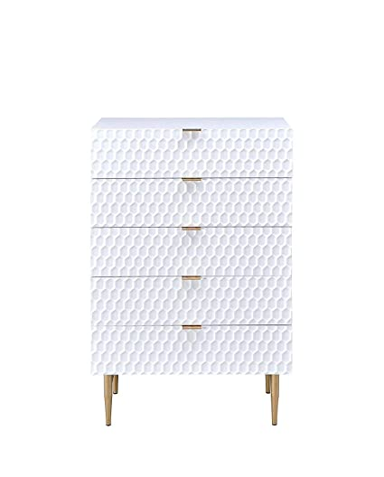 Amazon.com: Major-Q Honeycomb Collection Chest / Dresser ...