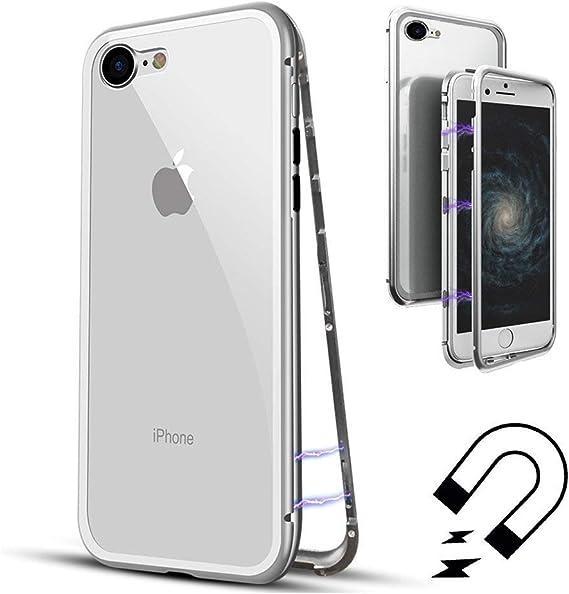 Layack Cover iPhone per XS Max Custodia Anti-Peep Adsorbimento