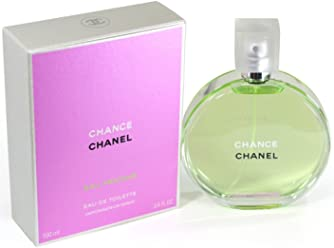 [Chãnel] Chance Eau Fraiche Eau De Toilette Spray 3.4 Oz.