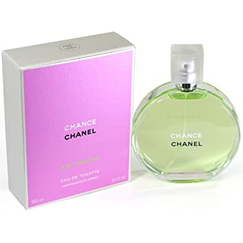 0a07e2398ce Amazon.com   Chãnel  Chance Eau Fraiche Eau De Toilette Spray 3.4 Oz.   Beauty