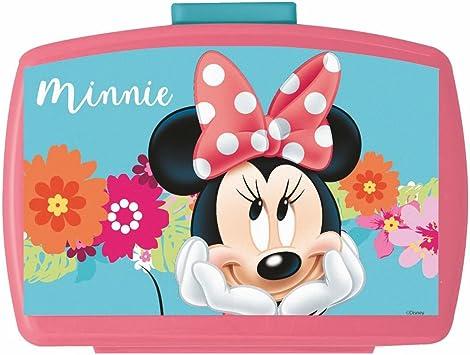 Minnie Caja Merienda con Inserción Extraíble   Disney Mouse   Caja ...