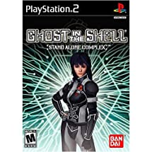 Ghost in the Shell:  Stand Alone Complex - PlayStation 2