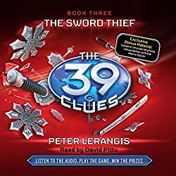 The 39 Clues, Book 3