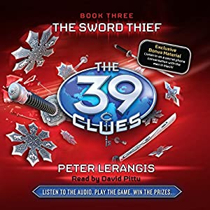 The 39 Clues Book Three Audiobook