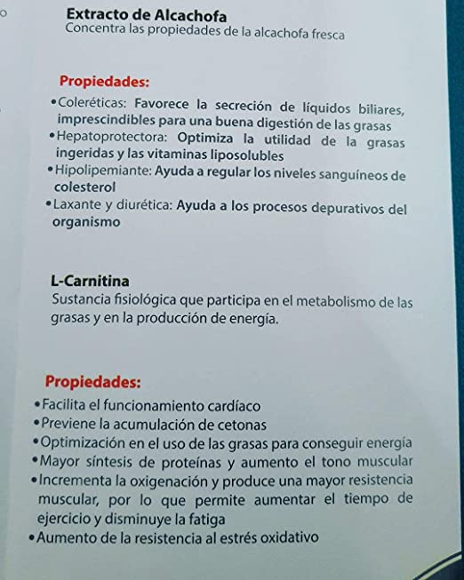 Amazon.com: Mesoestetic Grascontrol Doble Efecto L-Carnitina ...