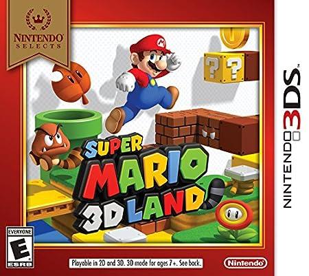 Nintendo Selects: Super Mario 3D Land - 3DS