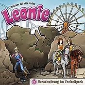 Verschwörung im Freizeitpark (Leonie - Abenteuer auf vier Hufen 9) | Christian Mörken