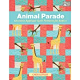 Martingale That Patchwork Place Animal Parade