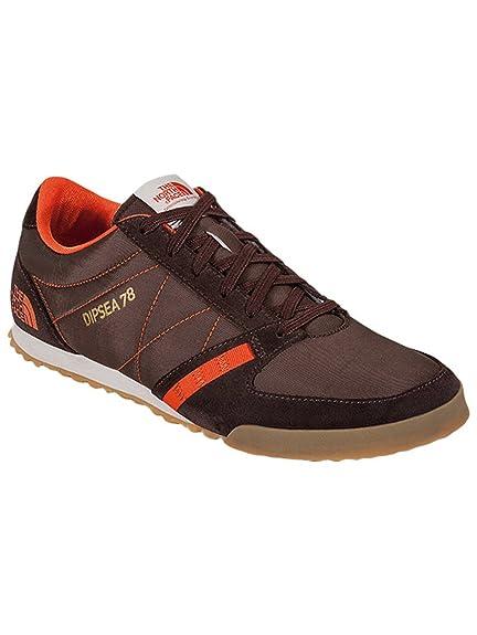 The North Face Hombre Dipsea 78 Racer Shoes Zapatillas de Deporte marrón Size: 45: Amazon.es: Zapatos y complementos