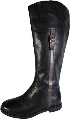 Eldridge Knee Boot Extended Calf Shoe