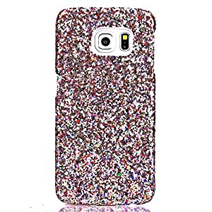 S6 Edge Case Special Offer Dseason Samsung Galaxy S6 Edge Hard Case **NEW** High Quality Unique Design Protective Shiny Pink The Background Picture