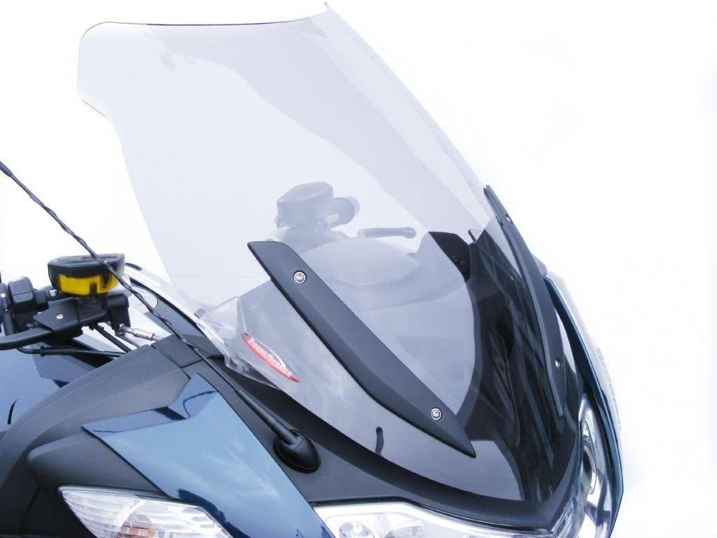 NEW POWERBRONZE HEADLIGHT PROTECTOR IN LIGHT TINT TO FIT KTM DUKE 125 13