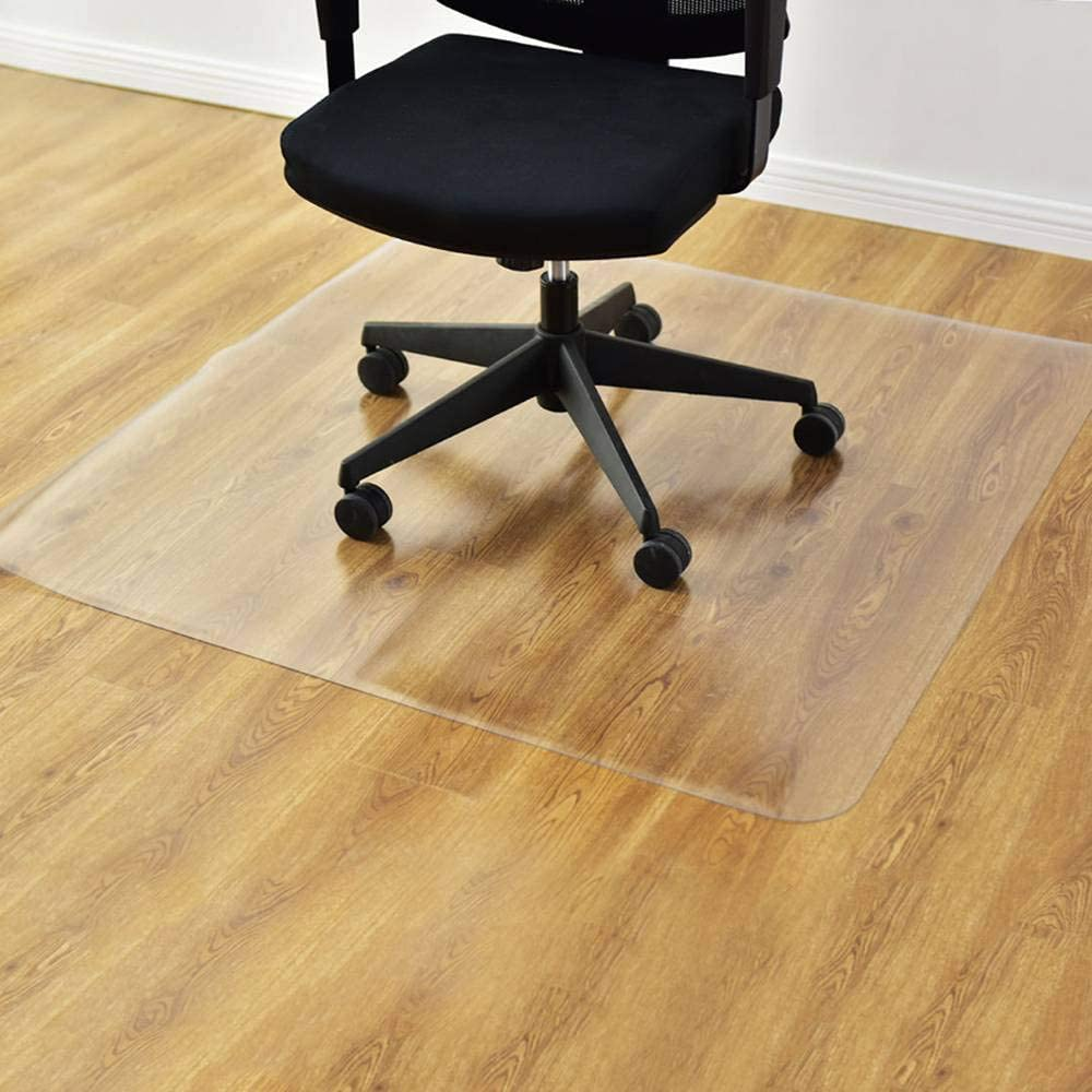 Amazon Com Binlin Office Chair Mat Pvc Rectangle Matte Floor