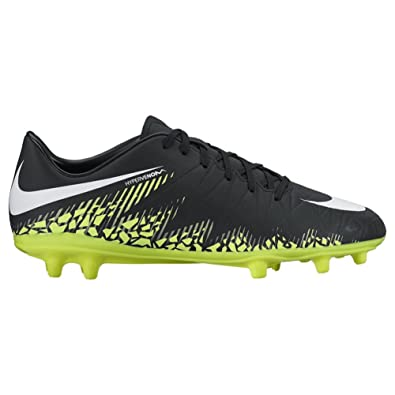 sports shoes 56a65 ea271 Image Unavailable. Image not available for. Color  Nike Jr. Hypervenom  Phelon II FG ...