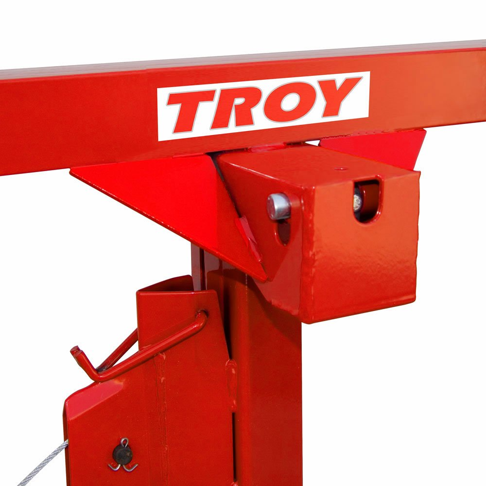 Troy DPH11 Professional Series 11 Foot Drywall & Panel Lift Hoist by Troy (Image #3)