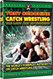 CATCH WRESTLING: THE LOST ART OF HOOKING STARRING TONY CECCHINE, 10 VOLUMES ON 4 DVDS