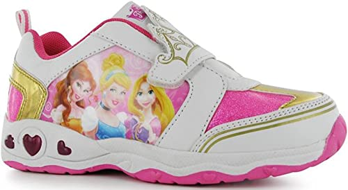 Infants Girls Printed Light Up Trainers