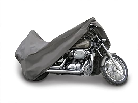 Budge Rust-Oleum Stops Rust Motorcycle Cover Fits Motorcycles up to 114